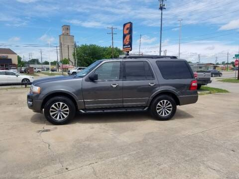 2017 Ford Expedition for sale at C4 AUTO GROUP in Claremore OK