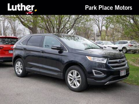 2016 Ford Edge for sale at Park Place Motor Cars in Rochester MN
