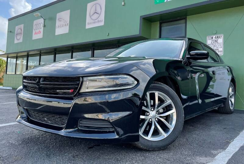 2019 Dodge Charger for sale at KARZILLA MOTORS in Oakland Park FL