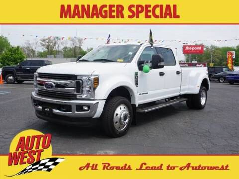 2019 Ford F-450 Super Duty for sale at Autowest of GR in Grand Rapids MI
