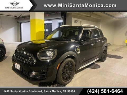 2019 MINI Countryman Plug-in Hybrid for sale at MINI OF SANTA MONICA in Santa Monica CA