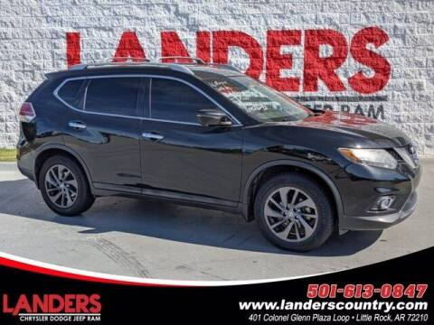 2016 Nissan Rogue for sale at The Car Guy powered by Landers CDJR in Little Rock AR