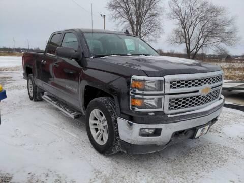 2015 Chevrolet Silverado 1500 for sale at Savannah Motors in Elsberry MO