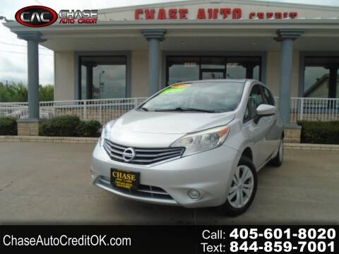 2016 Nissan Versa Note for sale at Chase Auto Credit in Oklahoma City OK