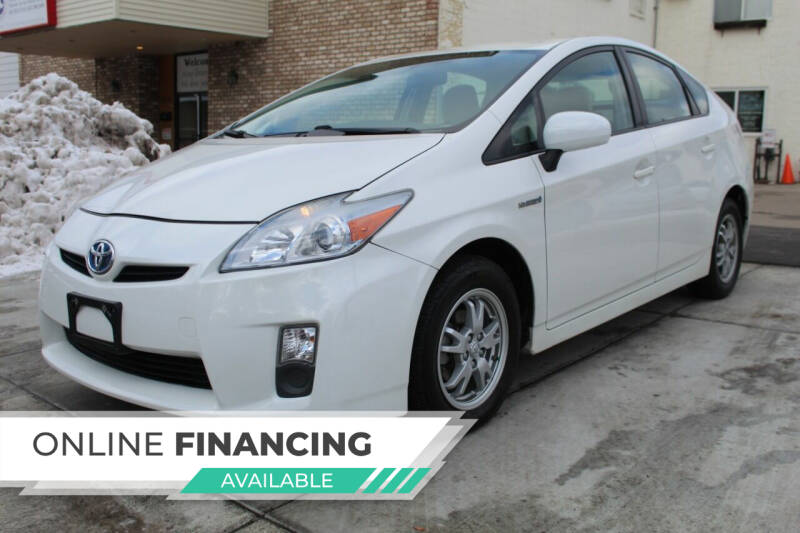 2010 Toyota Prius for sale at K & L Auto Sales in Saint Paul MN