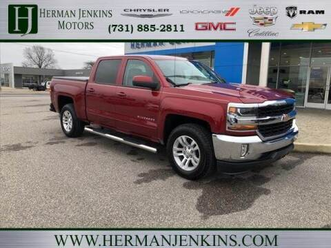 2018 Chevrolet Silverado 1500 for sale at Herman Jenkins Used Cars in Union City TN