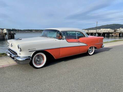 1955 Oldsmobile 98 Holliday for sale at Drager's International Classic Sales in Burlington WA