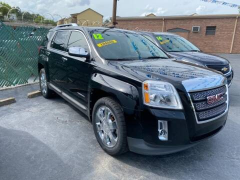 2012 GMC Terrain for sale at Wilkinson Used Cars in Milledgeville GA