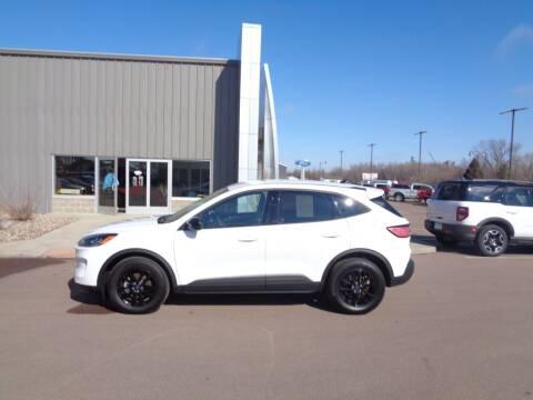 2020 Ford Escape Hybrid for sale at Herman Motors in Luverne MN