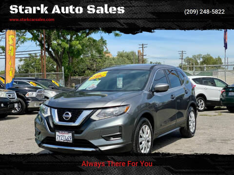 2017 Nissan Rogue for sale at Stark Auto Sales in Modesto CA