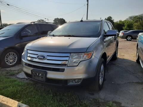 2008 Ford Edge for sale at John - Glenn Auto Sales INC in Plain City OH