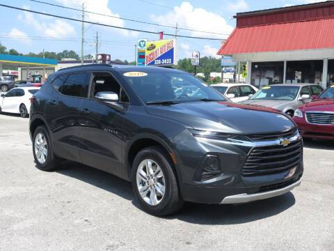 2019 Chevrolet Blazer for sale at Discount Auto Sales in Pell City AL