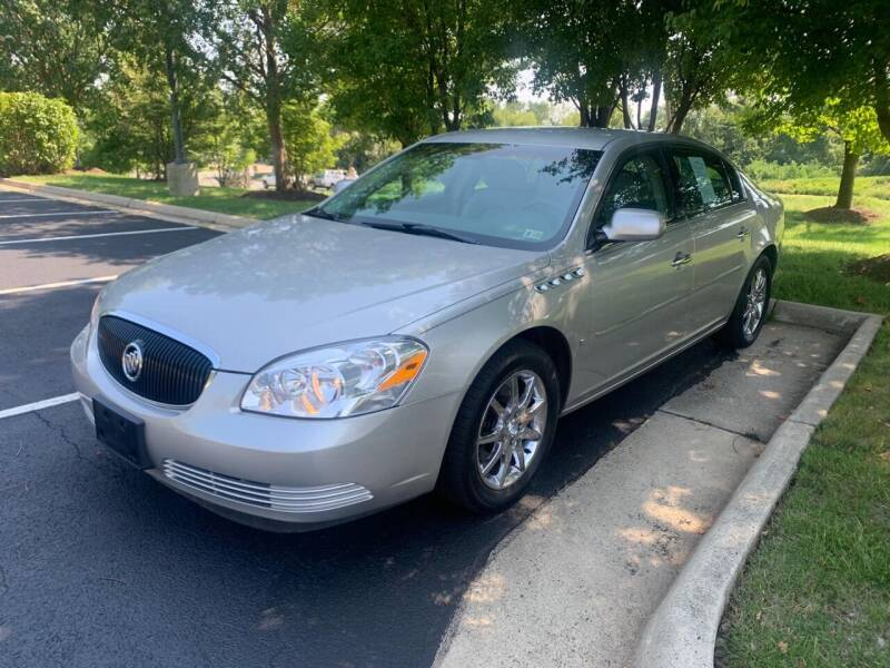 2006 Buick Lucerne for sale at Dreams Auto Group LLC in Sterling VA