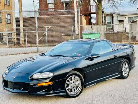 2001 Chevrolet Camaro for sale at ARCH AUTO SALES in St. Louis MO