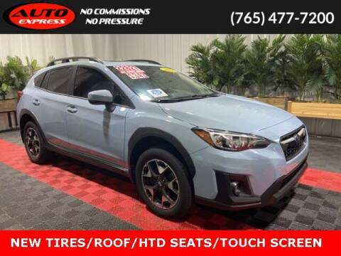 2019 Subaru Crosstrek for sale at Auto Express in Lafayette IN
