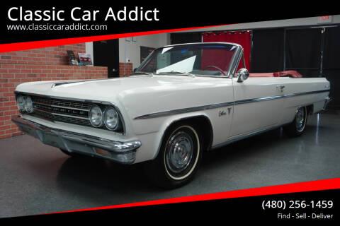 1963 Oldsmobile Cutlass for sale at Classic Car Addict in Mesa AZ