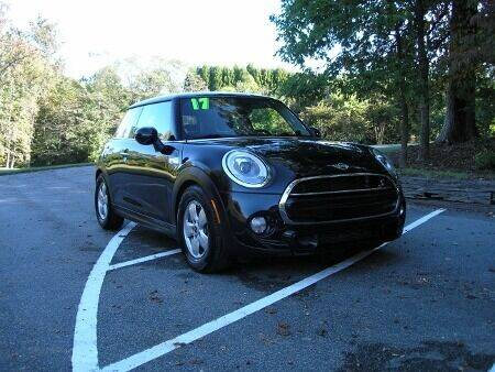 2017 MINI Hardtop 2 Door for sale at RICH AUTOMOTIVE Inc in High Point NC