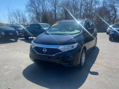 2012 Nissan Quest for sale at Auto Gallery in Taunton MA