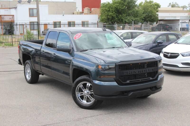 2019 Chevrolet Silverado 1500 LD for sale at Car Bazaar INC in Salt Lake City UT