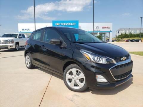 2020 Chevrolet Spark for sale at Vance Fleet Services in Guthrie OK