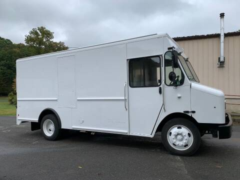 2014 Freightliner MT55 Chassis for sale at Lafayette Salvage Inc in Lafayette NJ