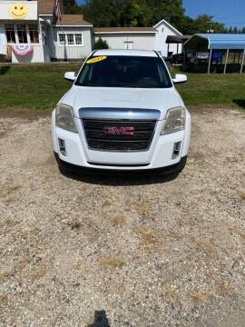 2011 GMC Terrain for sale at Hillside Motor Sales in Coldwater MI