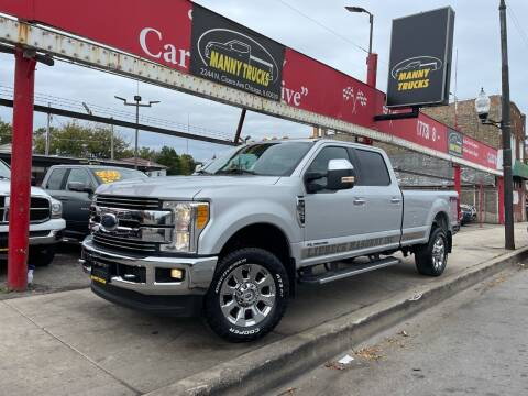 2017 Ford F-350 Super Duty for sale at Manny Trucks in Chicago IL