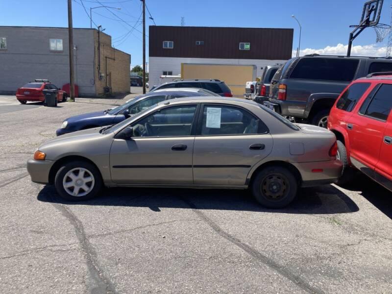 1998 Mazda Protege for sale at Epic Auto in Idaho Falls ID