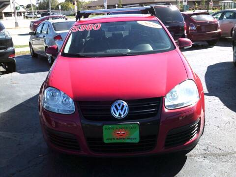 2010 Volkswagen Jetta for sale at JIMS AUTO MART INC in Milwaukee WI