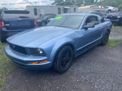 2006 Ford Mustang for sale at Auto Mart - Dorchester in North Charleston SC
