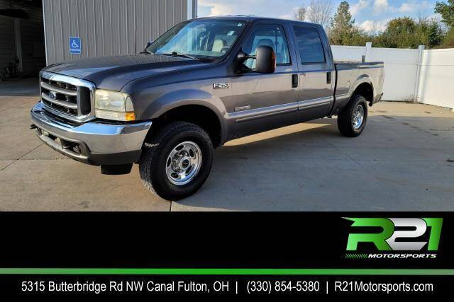 2003 Ford F-250 Super Duty for sale at Route 21 Auto Sales in Canal Fulton OH