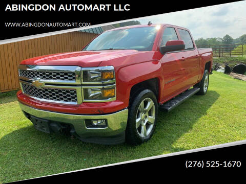 2014 Chevrolet Silverado 1500 for sale at ABINGDON AUTOMART LLC in Abingdon VA