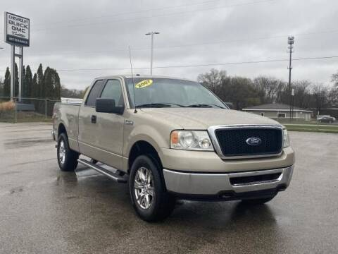 2007 Ford F-150 for sale at Betten Baker Preowned Center in Twin Lake MI
