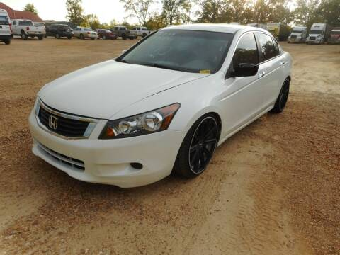 2009 Honda Accord for sale at Cooper's Wholesale Cars in West Point MS