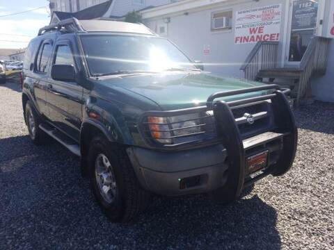 2001 Nissan Xterra for sale at Reyes Automotive Group in Lakewood NJ