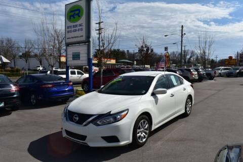 2018 Nissan Altima for sale at Rite Ride Inc in Murfreesboro TN