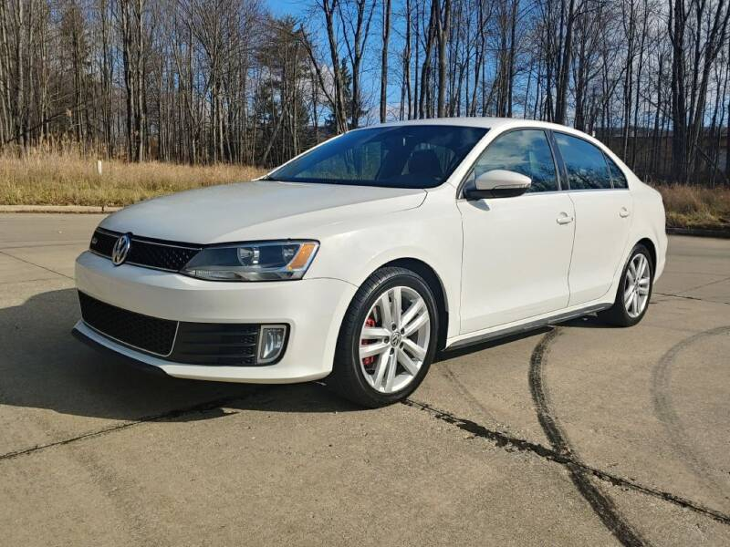 2014 Volkswagen Jetta for sale at Autolika Cars LLC in North Royalton OH