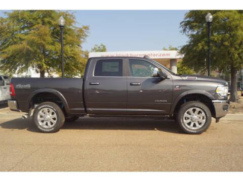 2021 RAM Ram Pickup 2500 for sale at BLACKBURN MOTOR CO in Vicksburg MS