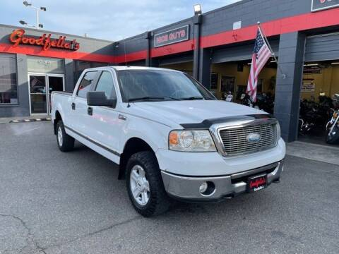 2008 Ford F-150 for sale at Goodfella's  Motor Company in Tacoma WA