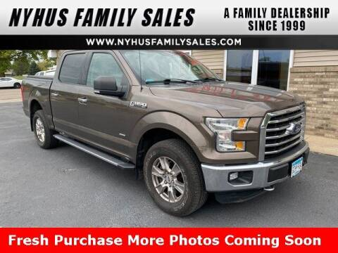 2015 Ford F-150 for sale at Nyhus Family Sales in Perham MN