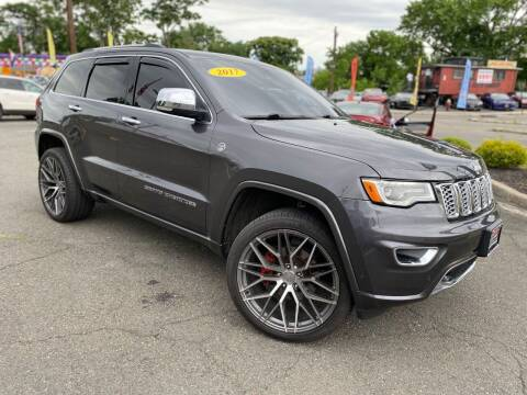 2017 Jeep Grand Cherokee for sale at Nasa Auto Group LLC in Passaic NJ