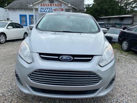 2013 Ford C-MAX Hybrid for sale at Advantage Motors in Newport News VA