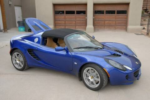 2005 Lotus Elise for sale at NJ Enterprises in Indianapolis IN