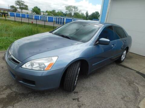 2007 Honda Accord for sale at Safeway Auto Sales in Indianapolis IN