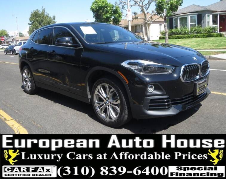 2018 BMW X2 for sale at European Auto House in Los Angeles CA
