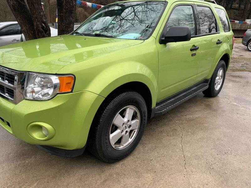 2012 Ford Escape for sale at Day Family Auto Sales in Wooton KY