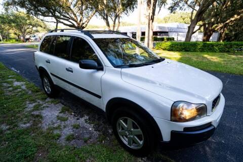 2006 Volvo XC90 for sale at Sarasota Car Sales in Sarasota FL
