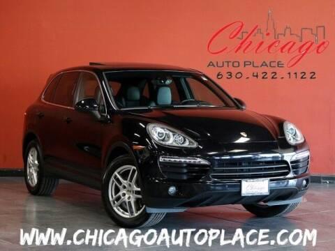 2013 Porsche Cayenne for sale at Chicago Auto Place in Bensenville IL