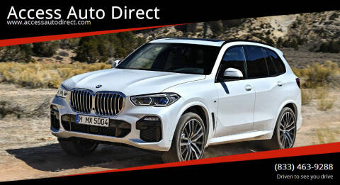 2018 BMW X5 for sale at Access Auto Direct in Baldwin NY