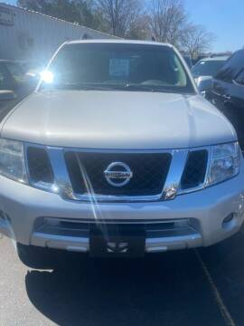 2012 Nissan Pathfinder for sale at Whiting Motors in Plainville CT
